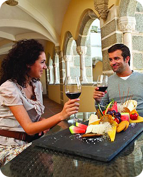 Enjoy exquisite gastronomy and divine wines!!!
